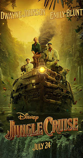 Jungle Cruise Film 2020 First Poster