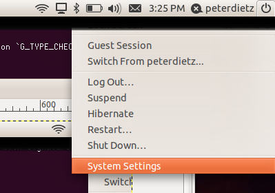 Peter Dietz: Ubuntu 11 04 Unity: How to Disable Unity Autohide
