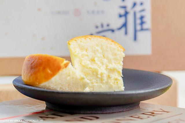 MG 6845 - 熱血採訪│台中超隱密老字號禾雅堂乳酪蛋糕,金色鋁箔包裹醇香乳酪,還有限定巧克力與抹茶口味新發售