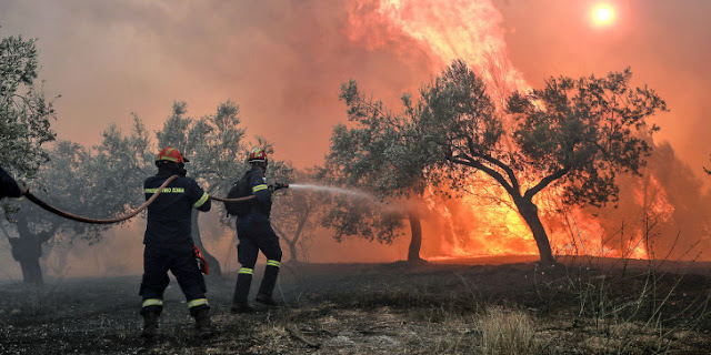 Καταγγελία των Πυροσβεστών της Ηπείρου: Ποιά είναι η κρατική ευθύνη; Υπάρχει;