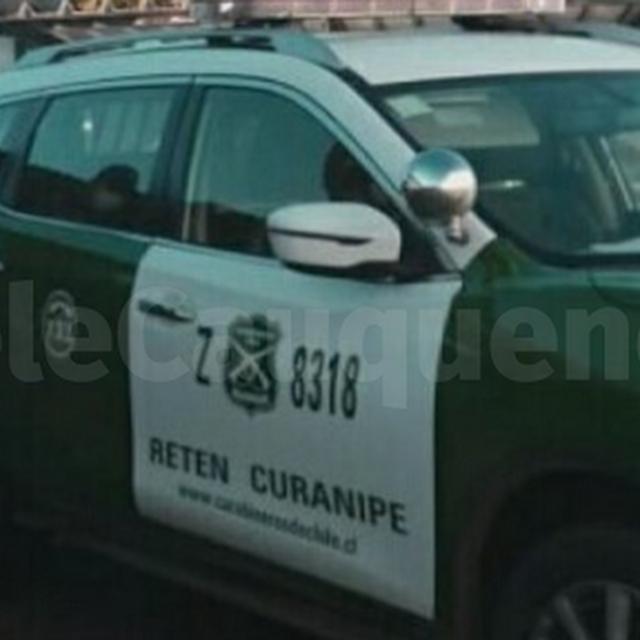 Tres adolescentes y dos adultos fueron detenidos en Curanipe por asalto a transeúnte