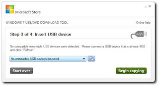 Windows USB / DVD