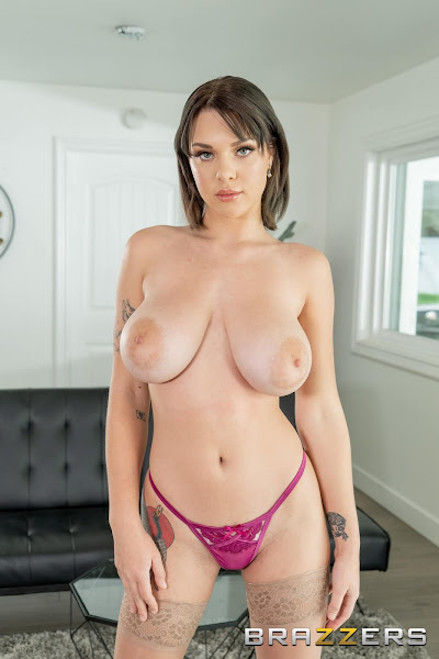 hottest pornstar busty naked woman boobs pic 4