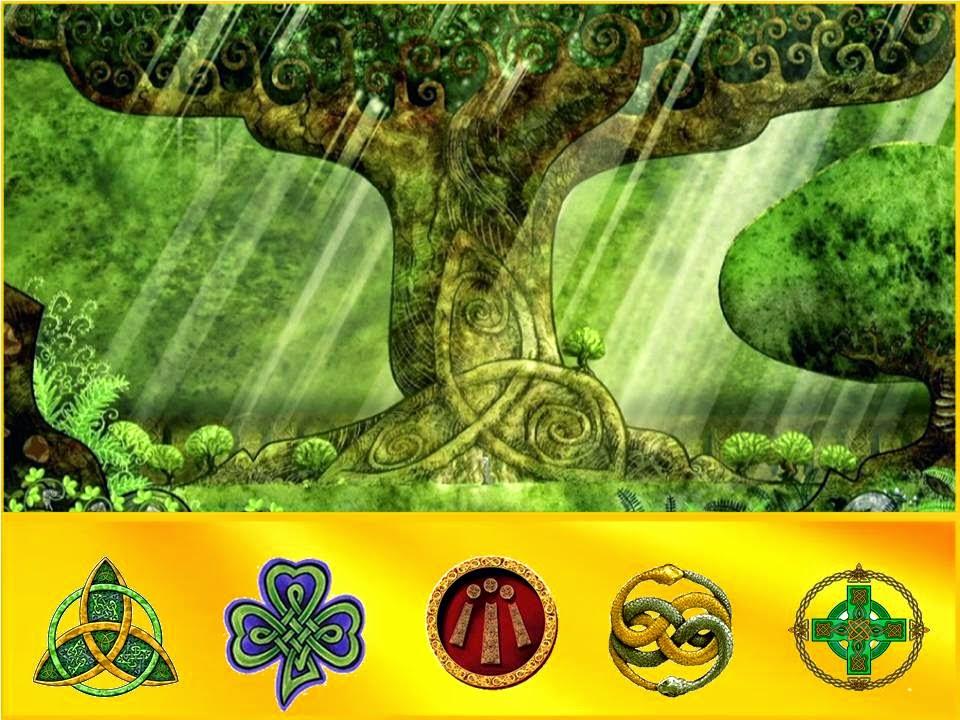 Oraciones milagrosas y poderosas oracion celta para atraer amor buena suerte riqueza felicidad - Atraer a la buena suerte ...