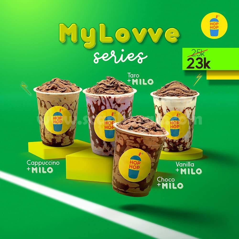 Promo Hop Hop MYLOVVE Series! harga hanya Rp 23.000