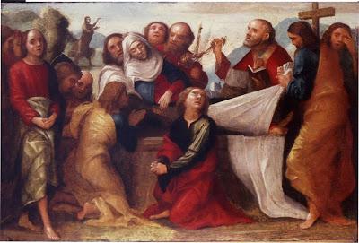 """Image result for """"Dionisio el Areopagita"""" dormicion"""