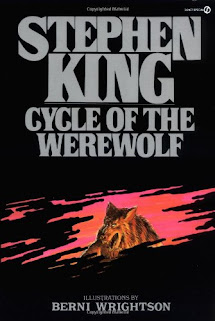 Cycle of the Werewolf - Book Horror - Stephen King