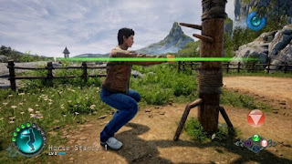 Shenmue 3 Horse Stance We Know Gamers