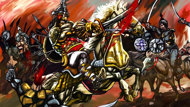 glorious story of maharana sanga