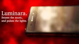 Luminara يجعل ضوء LED ينبض برشاقة