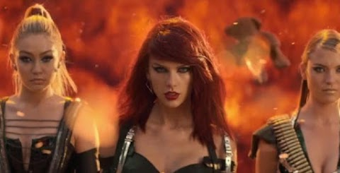 Taylor Swift estrenó el video musical llamado Bad Blood