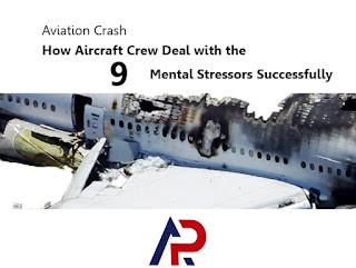 Aviation Crash, 9 Mental Stressors Successfully