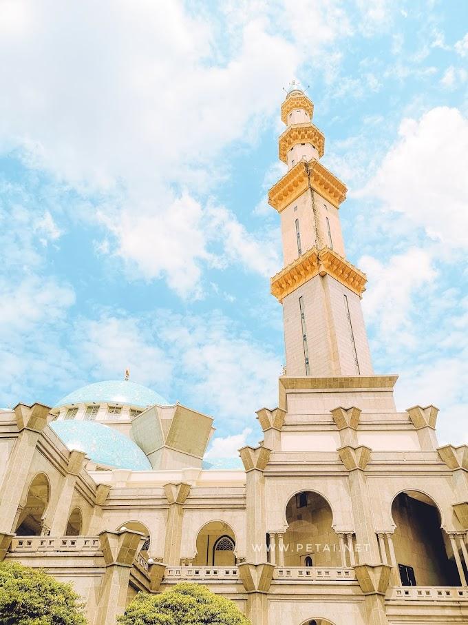 7 Fakta Tentang Masjid Wilayah Persekutuan Kuala Lumpur