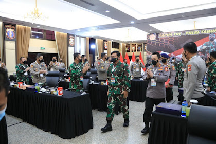 Menkes Minta Bantuan TNI-Polri Terkait Upaya Testing, Tracing Hingga Pengamanan Isolasi Covid-19