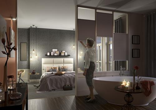 Wonenonline vier woonstijlen voor een optimale woonbeleving - Verf modern muur ...