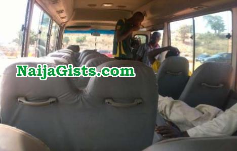 bus driver kills passenger ojota lagos