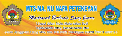 Info lwowongan MI Nahdlatul Fata Petekeyen Tahunan Jepara Membuka lowongan kerja sebagai Guru dengan kualifikasi