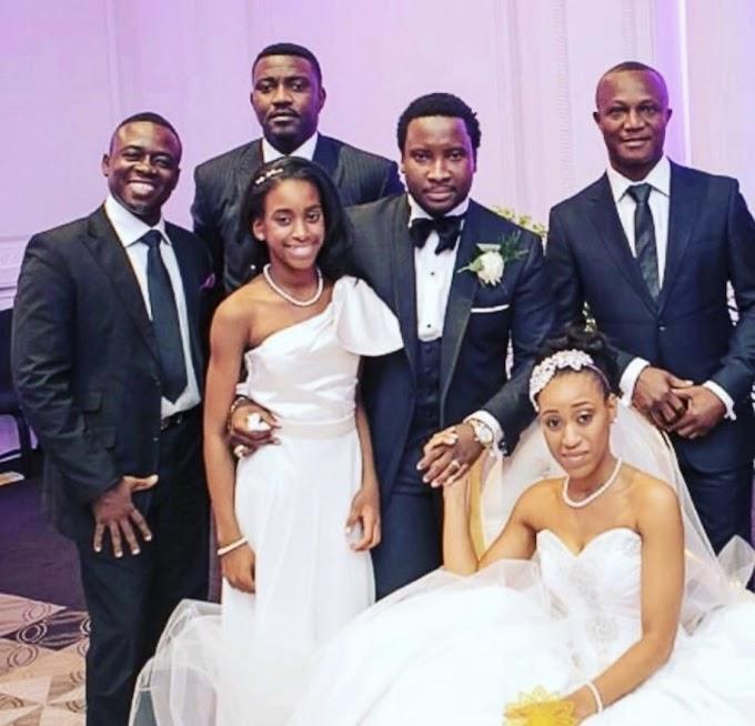 Sonnie Badu and wife celebrate 6th wedding anniversary