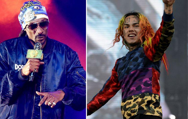 """Snoop Dogg sobre 6ix9ine: """"Dejen de apoyar a esa rata"""""""