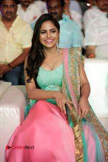 Actress Naina Ganguly Stills in Long Dress at Vangaveeti Audio Launch  0116.JPG