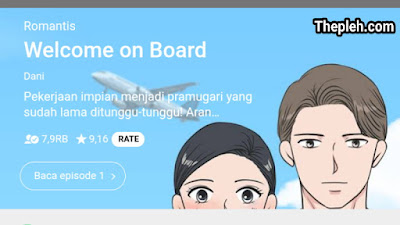 Welcome on Board Naver