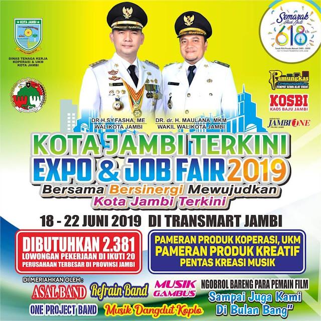Job Fair Jambi 2019