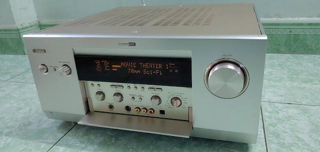 Ampli 5.1 dts - Ampli stereo - Đầu MD làm DAC - Đầu CDP - Sub woofer v.v.... - 21