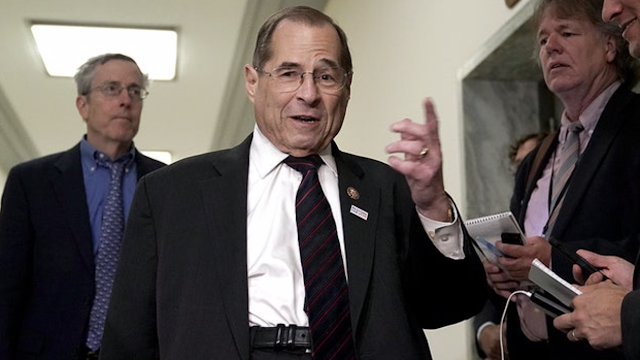 Nadler has privately voiced support for impeachment inquiry against Trump: report