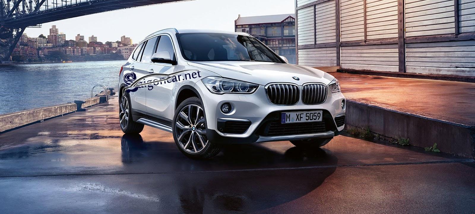 Ngoại thất BMW X1 2019