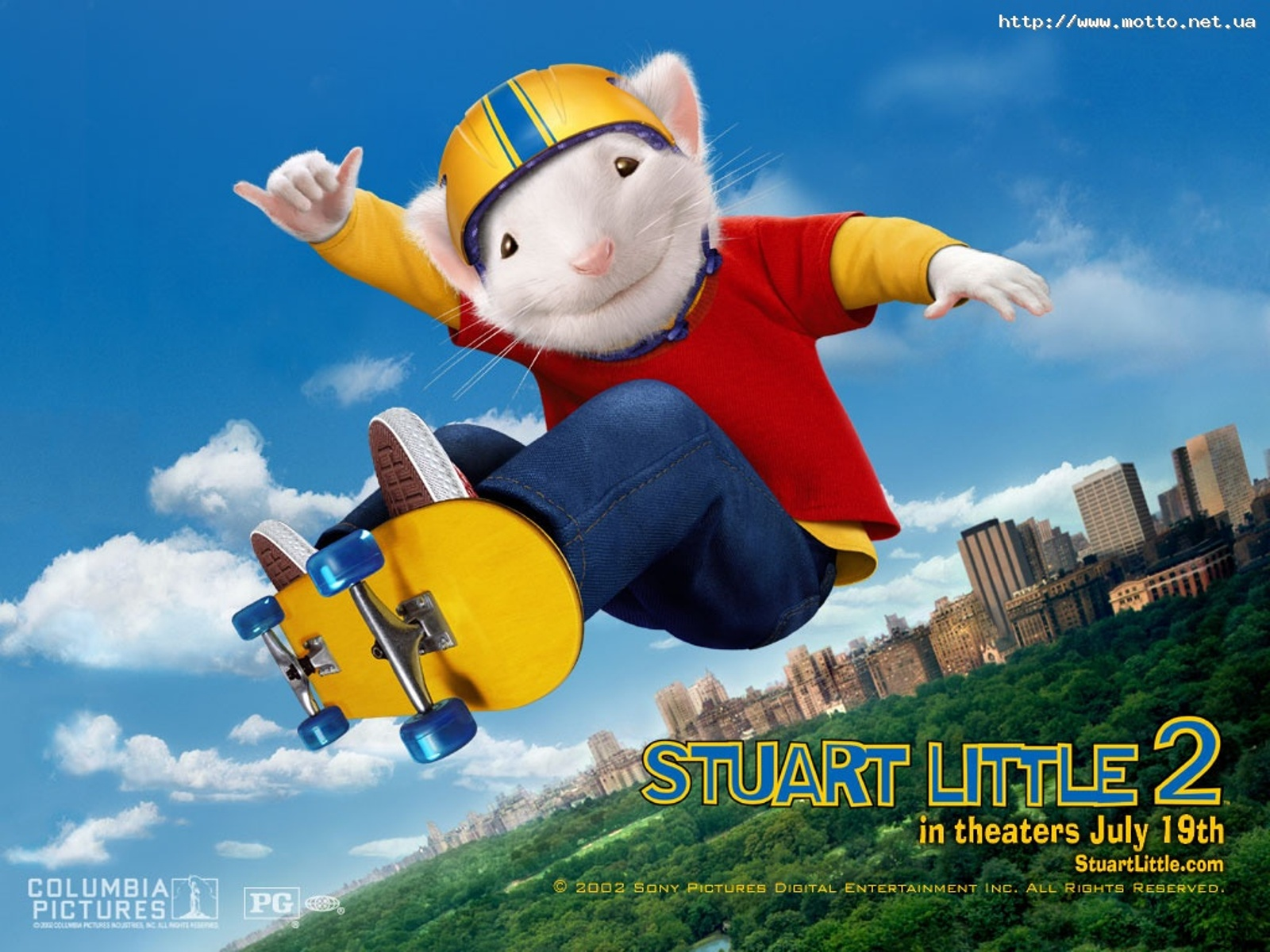 Stuart Little 2 [2002 USA Bluray 720p YIFY 549 MB Google Drive