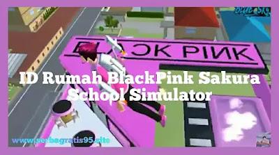 ID Sakura School Simulator BlackPink