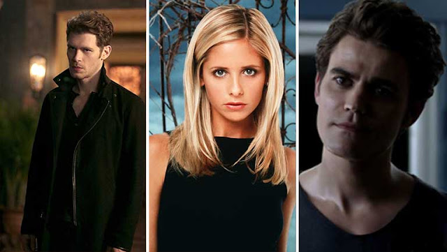5 Villains From The Vampire Diaries Buffy Doesn't Stand A Chance Against