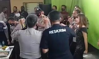 Siapa yang Merekam Video Polisi Dangdutan? Kepala Desa Hingga Pemain Musik Kini Ikut Diperiksa