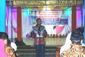 Wabup Launching Kurikulum Muatan Lokal Kesenian Dan Kebudayaan