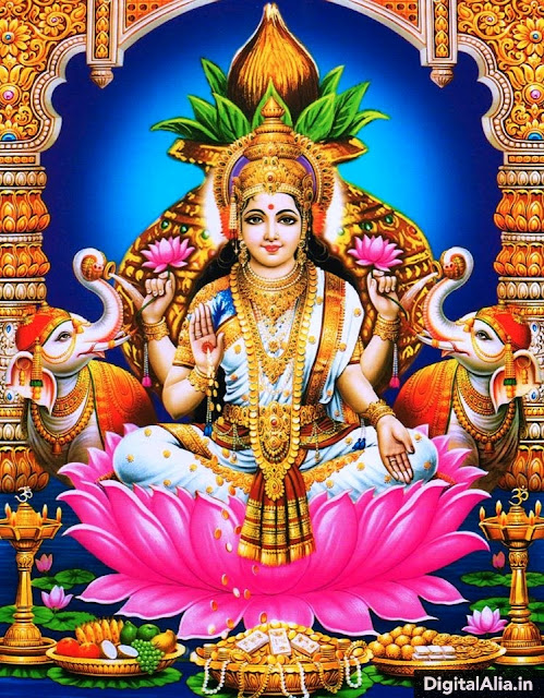 god laxmi image full hd wallpaper