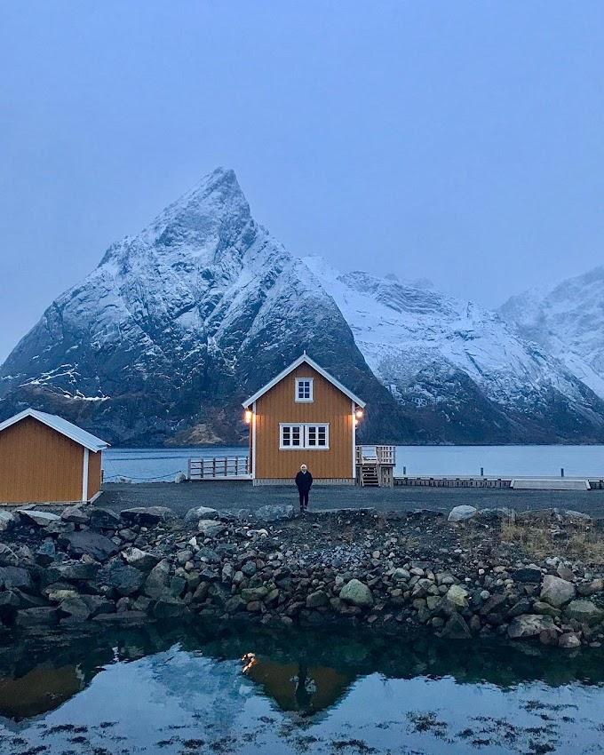 Itinerari 16 Hari Ke 6 Negara Scandinavia dan Baltic