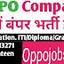 Oppo Mobile company Job Greater Noida