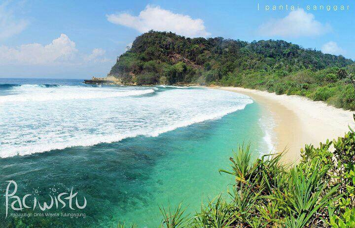 Foto Pantai Sanggar