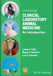 Clinical Laboratory Animal Medicine An Introduction 5th Edition