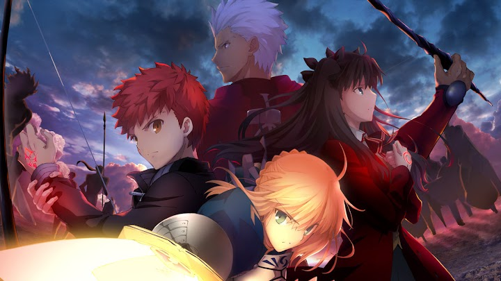 Fate/stay night: Unlimited Blade Works BD Batch Subtitle Indonesia