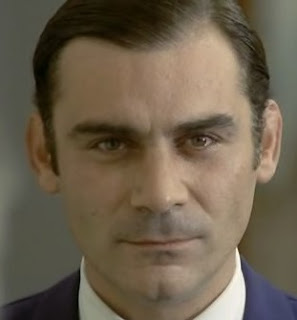 Volonté in his role as the police chief in Elio Petri's Investigation of a Citizen Above Suspicion (1970)