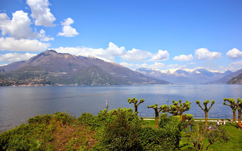 Relax e colori del Lago a Bellagio, foto di Elisa Chisana Hoshi
