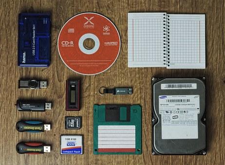 Storage Device (Media Penyimpanan)