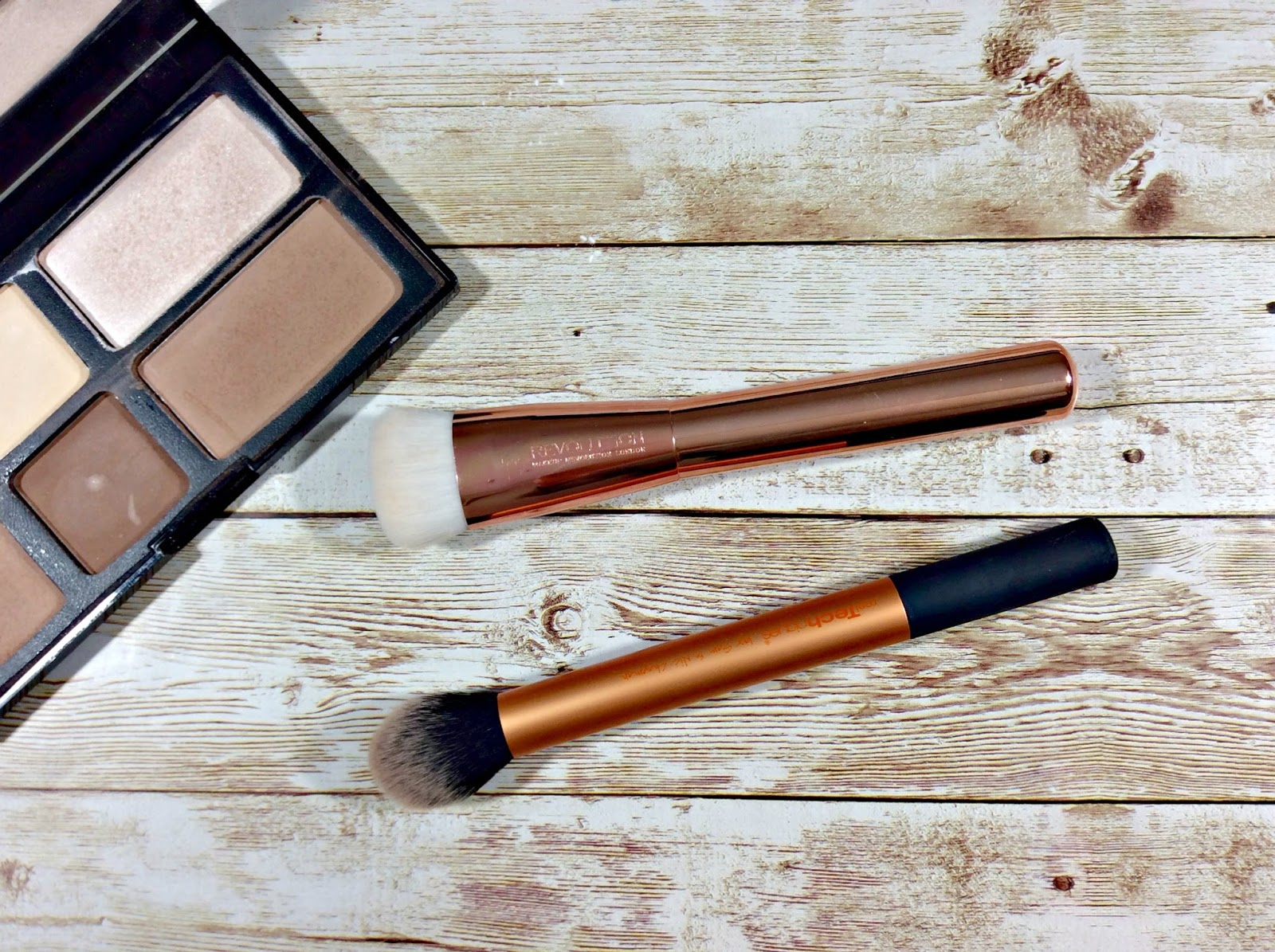 Makeup Revolution Contour Brush Real Techniques Contour Brush