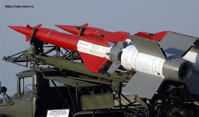 Ракета-мишень РМ-5В27А Пищаль