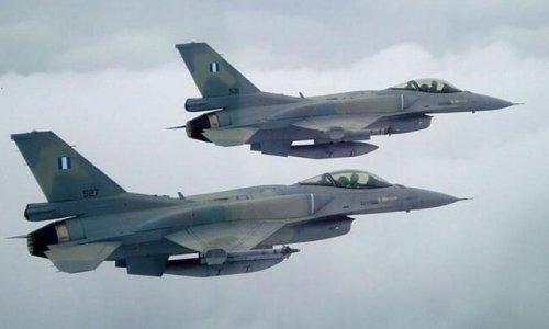 Ζεύγος μαχητικών F-16 θα πετάξει την ημέρα της 25ης Μαρτίου πάνω από τα Γιάννινα και την Πρέβεζα, στο πλαίσιο των εορτασμών για τα 200 χρόνια από την κήρυξη της Ελληνικής Επανάστασης.