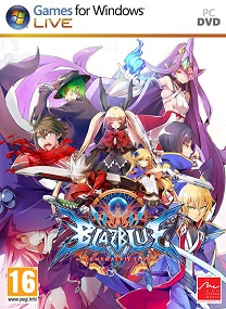 BlazBlue Centralfiction Full Version (CODEX)