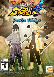 NARUTO SHIPPUDEN Ultimate Ninja STORM 4 Deluxe Edition PC download