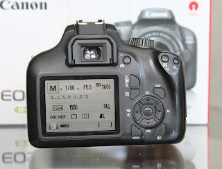 Jual Kamera Canon Eos 4000D ( WI-FI ) Bekas di Banyuwangi