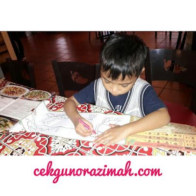 irfan hensem, chili's, chili's malaysia, kids meal kit